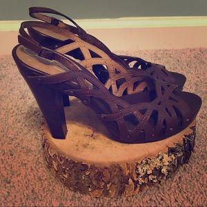 Jessica Simpson Slingback Sandal Heels